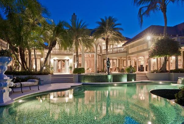 Real estate blog naples florida real estate for Luxury houses in florida